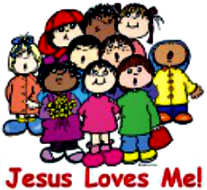 Jesus Loves Me kids