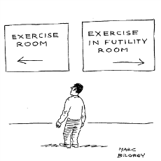 exercise-in-futility