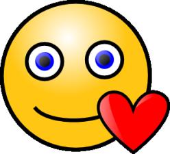 smileyfacewithheart