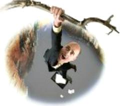 hanging-on-limb