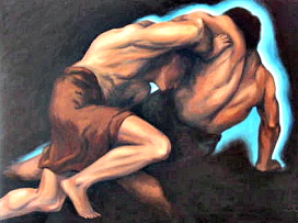 Jacob_wrestling_with_God
