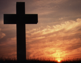 cross_sunset