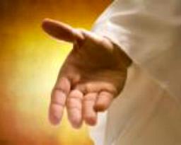 God's Hand of Mercy