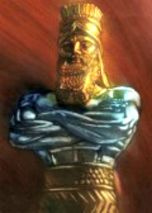 NebuchadnezzarStatue