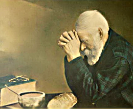 OldManPraying