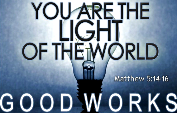 Light of the World-Good Works