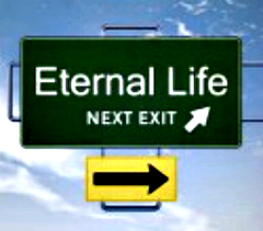eternal-life-road-sign