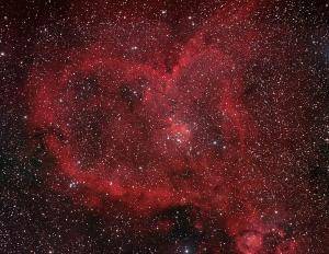 Heart-Nebula