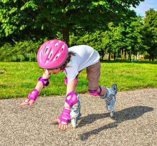 girl-in-pink-helmet-falling